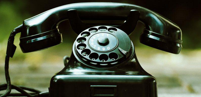 Historia telefonów